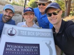 tee box sponsorship