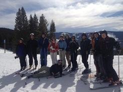 Welborn Annual Ski TRip